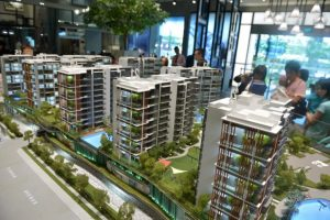 New Home Sales Up by Straits Times