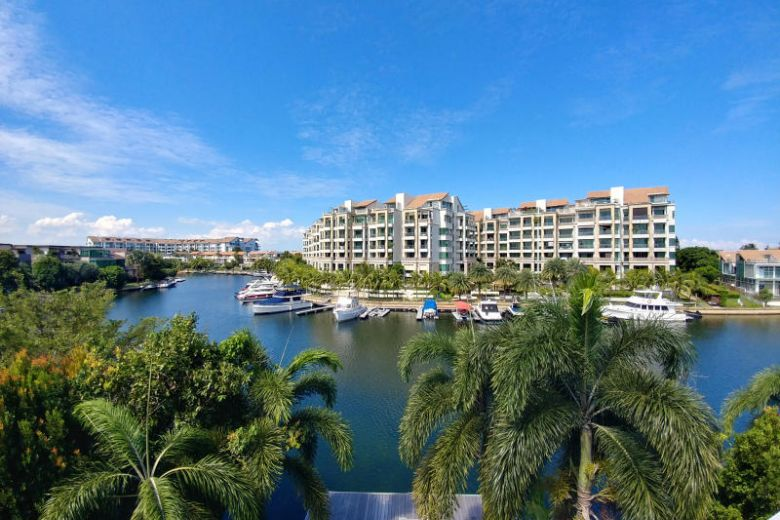 Sentosa Property Prices recovery