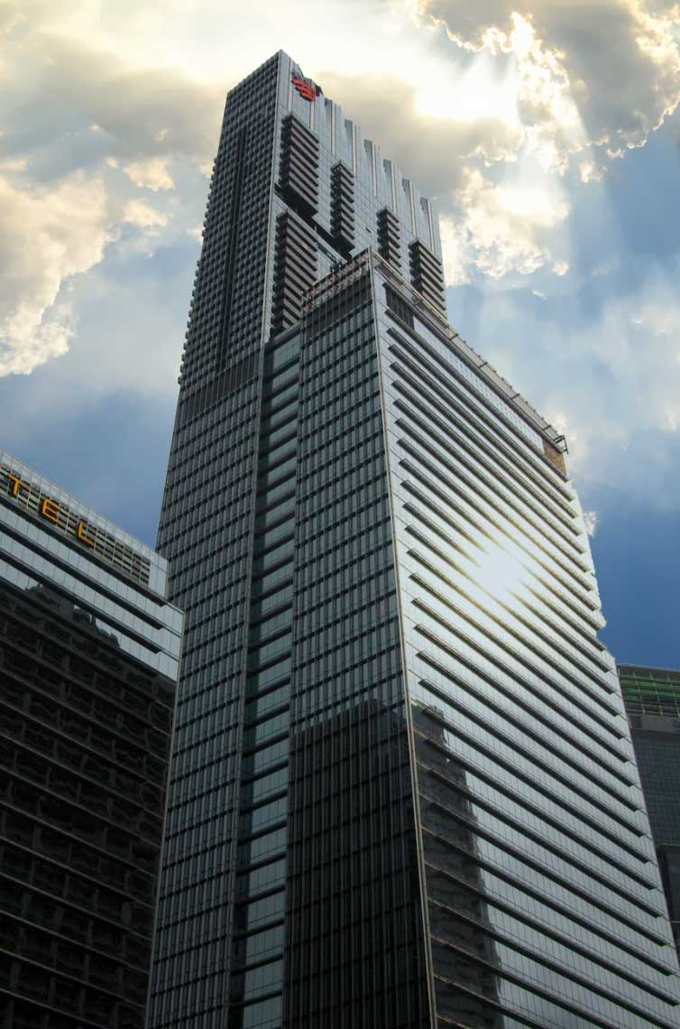 Tallest Building in Singapore