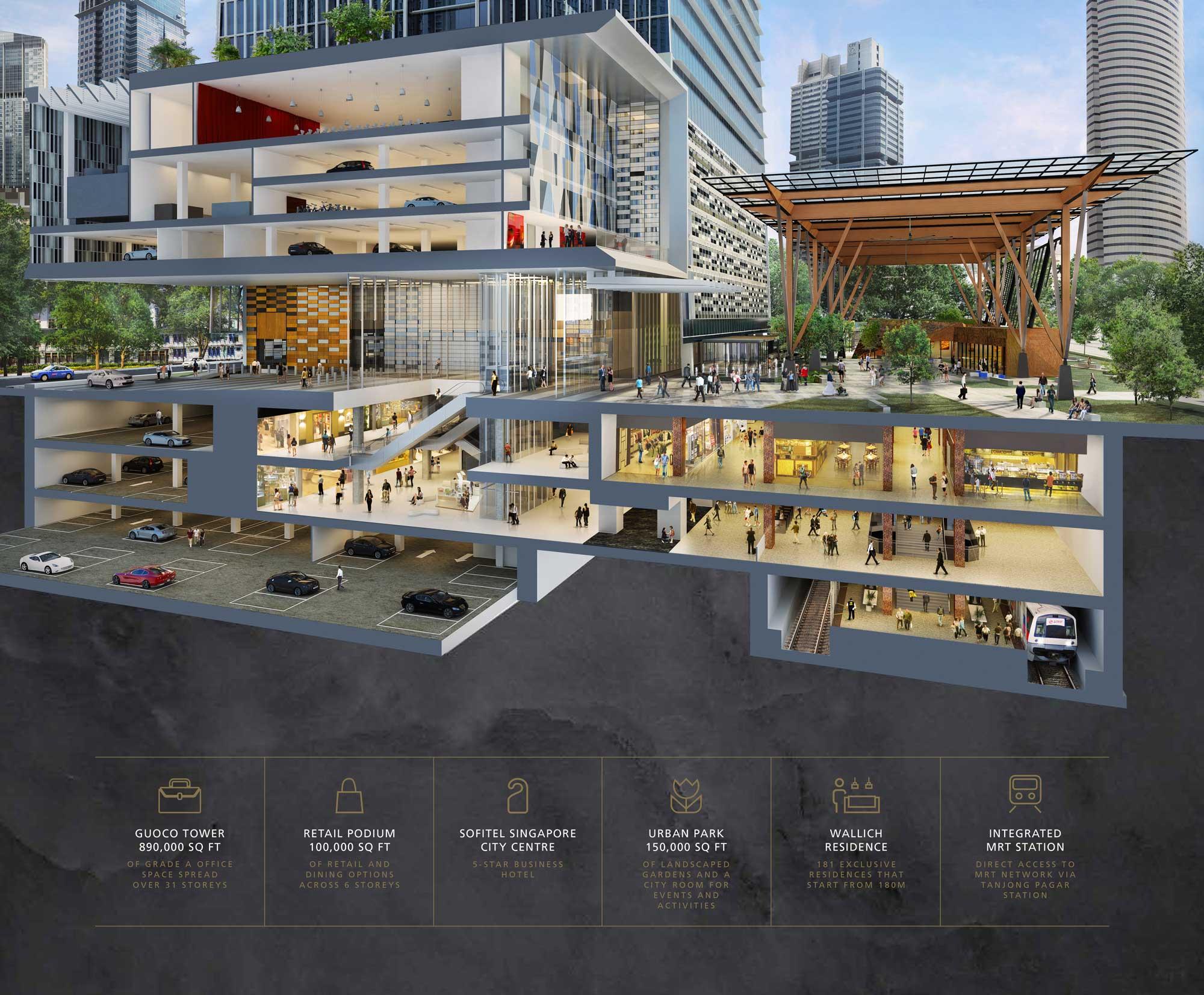 tanjong pagar centre Singapore