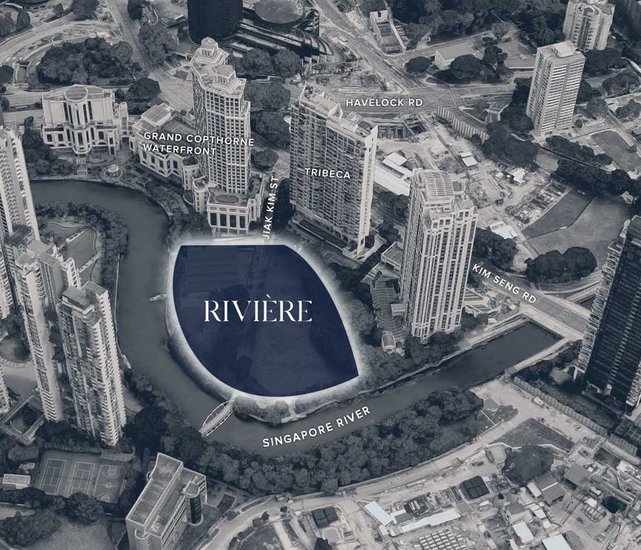 Riviere developed by Frasers Property Singapore